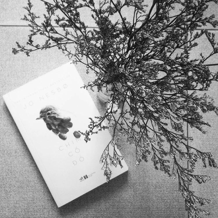 Review truyện Chim cổ đỏ tác giả Jo Nesbo