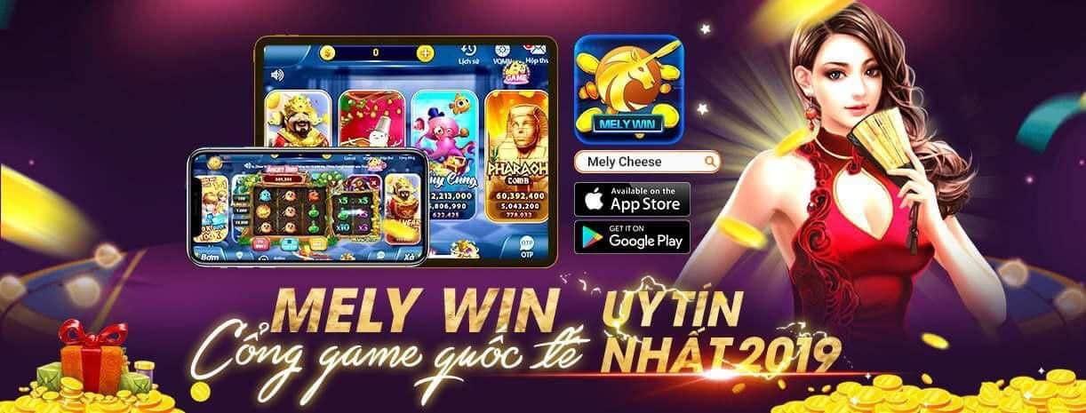 Mely Win – Game bài đổi thưởng xanh chín nhất hiện nay