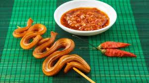 Mơ  thấy ăn thịt rắn