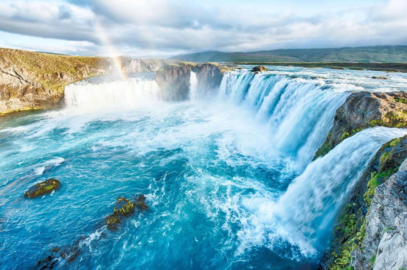 Ý nghĩa về giấc mơ thấy thác nước đẹp – Mơ thấy thác nước