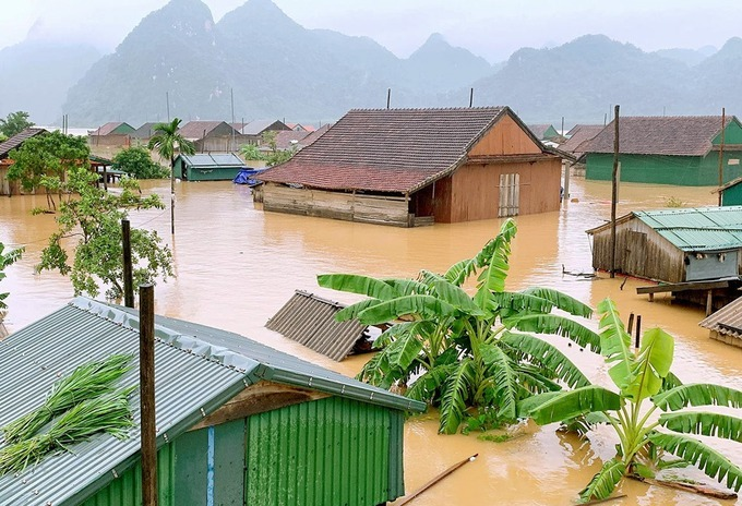 Nằm mơ thấy lũ lụt là điềm hên hay xui ? Đánh số mấy ?